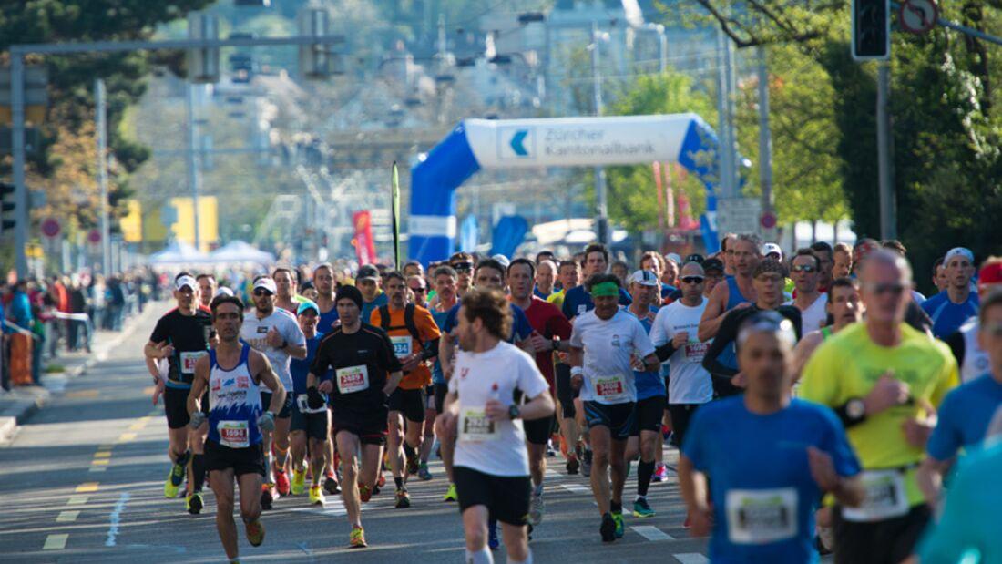 Zürich Marathon 2015