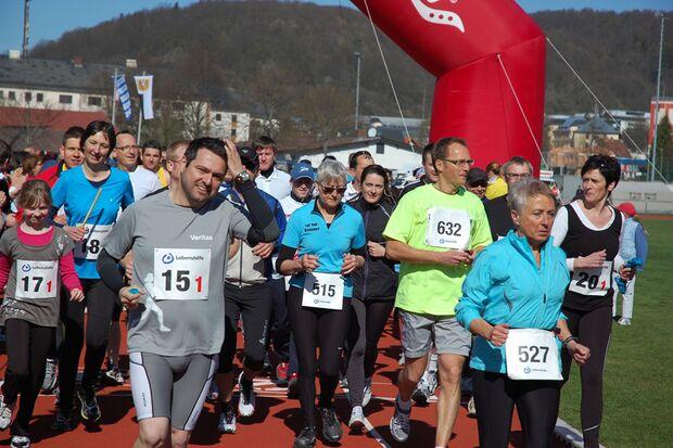 i-Lauf, Lauf für Integration und Inklusion: Start zum 5-km-Lauf