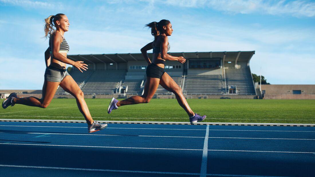 Wie man läuft und Gewicht verliert