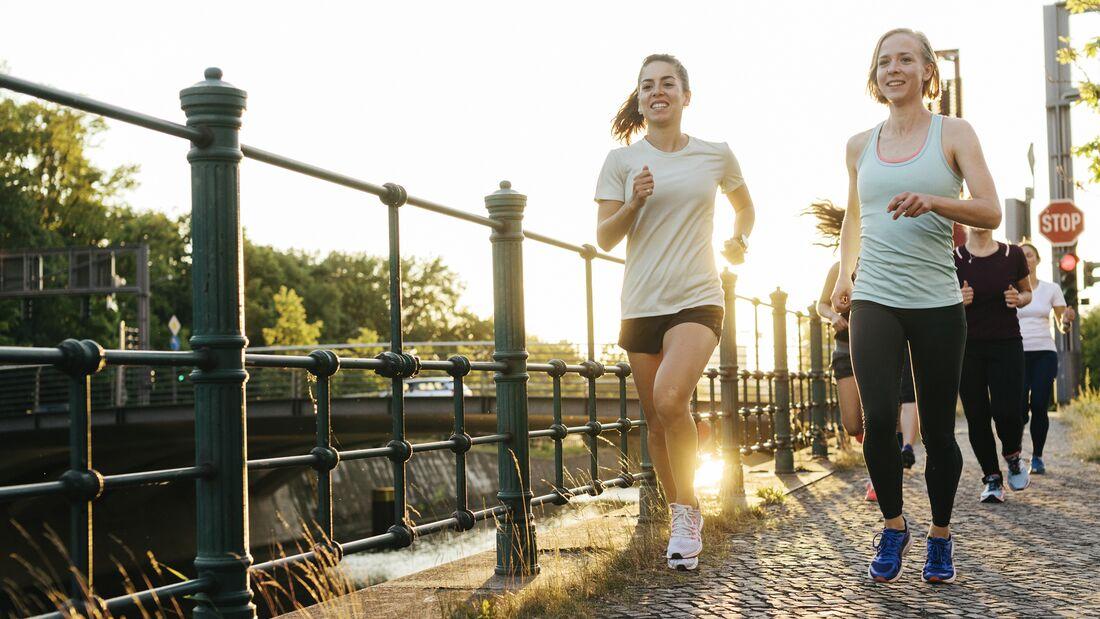 abnehmen laufen schnell oder langsam