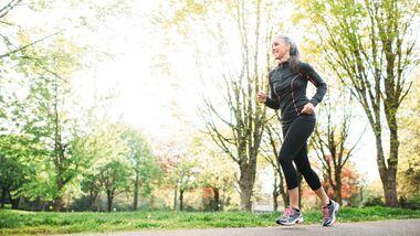 Die beste Übung, um Gewicht zu verlieren, ist Laufen