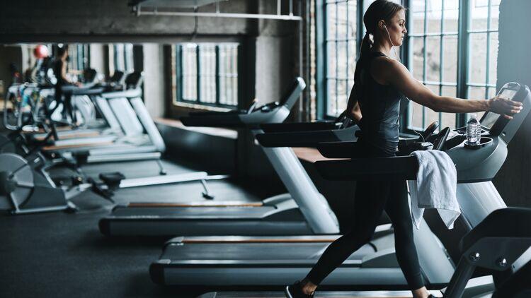 Effektives Laufband Training RUNNER'S WORLD