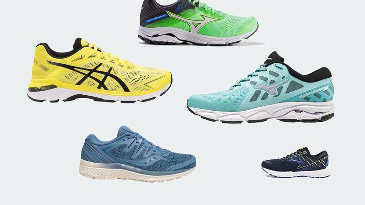 Laufschuh Details: Preise, Pflege, Modelle für schwere