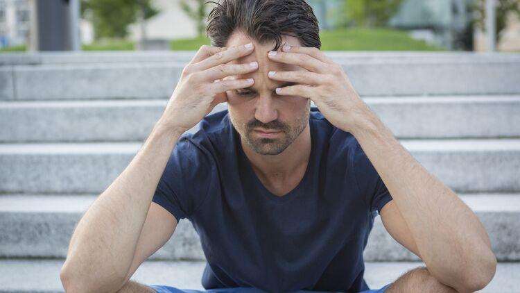 Hinterkopf kopfschmerzen am ich habe Kopfschmerzen hinterkopf