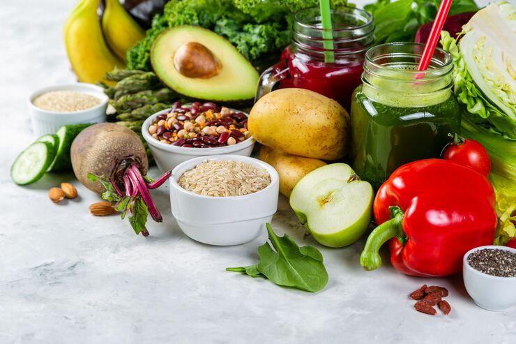 Die 6 täglichen Mahlzeiten zum Abnehmen