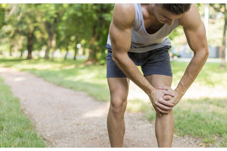 knieschmerzen beim beugen und strecken