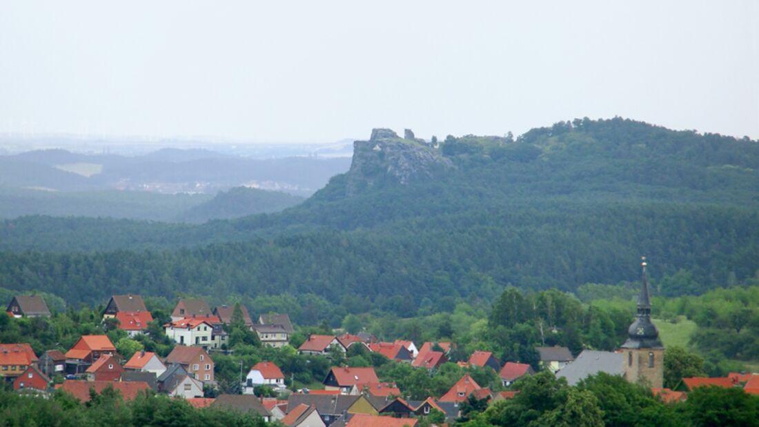 landmark--Blankenburg--Burgruine Regenstein