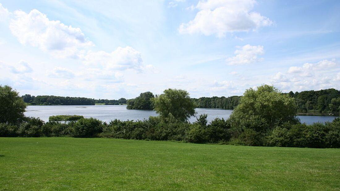 landmark--Hamburg--Öjendorfer See