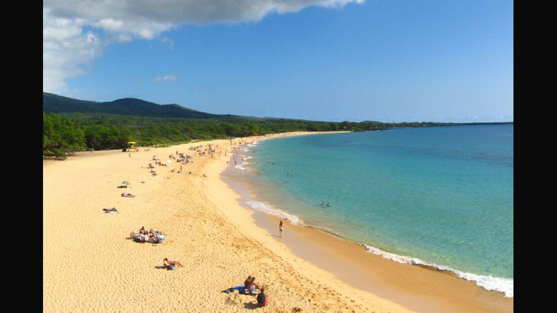 landmark--Hawaii--Maui Makena Point