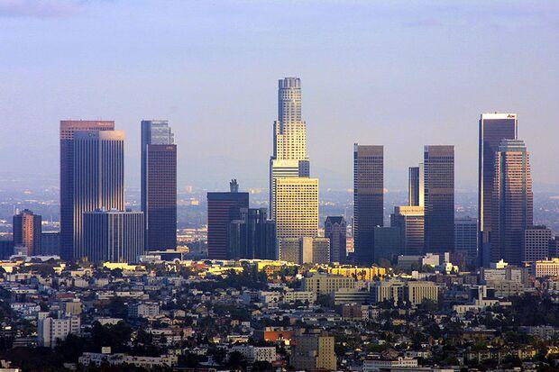 landmark--Los Angeles--Skyline