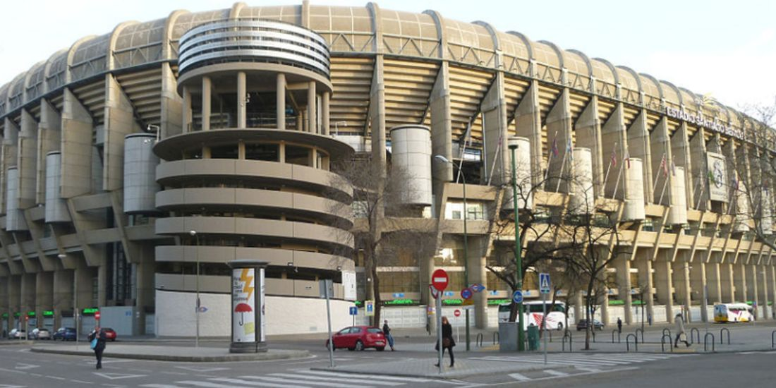 landmark--Madrid--Estadio Santiago Bernabéu