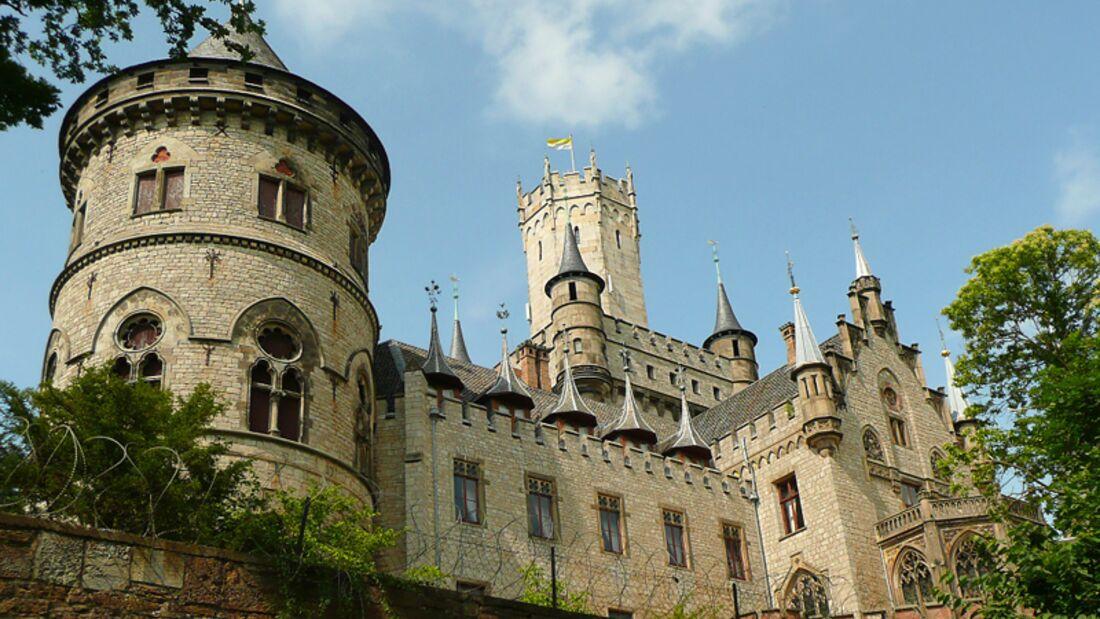 landmark--Nordstemmen-Schloss Marienburg