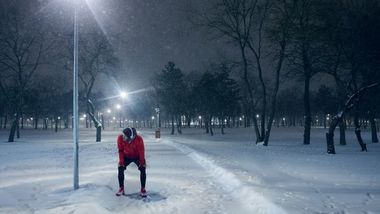 there is no bad weather for workout there is just excuses